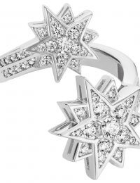 Swarovski Cubic Zirconia White As Moonsun Ring 5493034