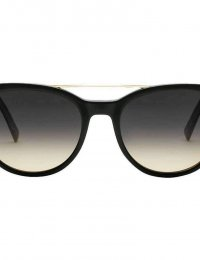 Electric California Bengal Wire Sunglasses - Gloss Black/Ohm Black Gradient
