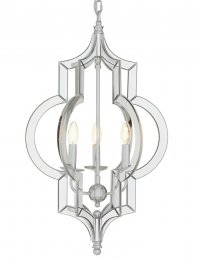 Kensington Townhouse Arabesque Pendant Light
