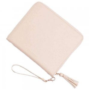 Stackers Clutch Bag - Blush Pink