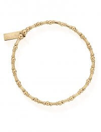 Gold Rhythm of Water Bracelet