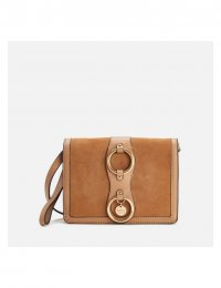 SEE BY CHLOE Women's Roby Cross Body Bag - Coconut Brown