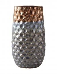 Premier Housewares Galaxy Metallic Vase - Large