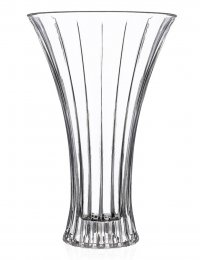 RCR 30cm Timeless Crystal Vase - Clear