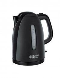 Russell Hobbs 21271 Textures 3kW 1.7L Cordless Kettle - Black